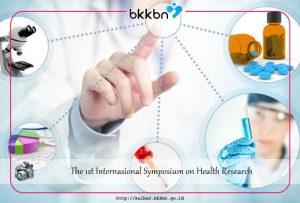 The 1st Internasional Symposium on Health Research