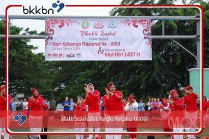 BKKBN Memperingati Hari Keluarga Nasional ke XXII