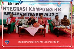 Integrasi Kampung KB Desa Pasak dan Limbung di Kubu Raya