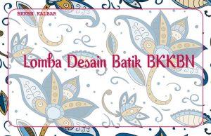 Lomba Desain Batik BKKBN 2020