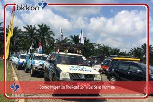 Borneo Mupen On The Road Go To Sail Selat Karimata