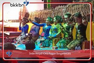 Sinden sebagai Inspirator dan Voice Program BKKBN Kalbar