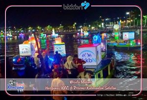 Wisata Perahu Jukung